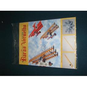 Fascículo Da Coleção Avião Do Barão Vermelho