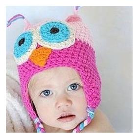 Gorros Tejidos Para Bebes Gorros - Ropa para Bebés en Mercado Libre ... e2a1eac7308