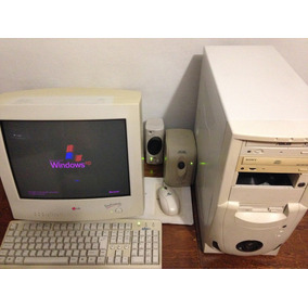 Computador Sem Monitor, Pentium4 1,6ghz, 1gb Ram, Windows Xp