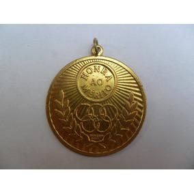 M151 Medalha Honra Ao Mérito Telepar 2001 Paraná Jogador A.a