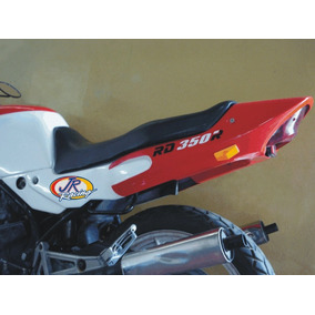 Rabeta Rd 350 Eliminador De Pára-lama Sem Pintura Jr Racing