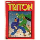 Triton - As Aventuras Siderais De Roco Vargas Frete Grátis