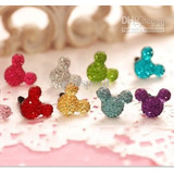 3 Plug Piercing Pingente Mickey iPhone Galaxy