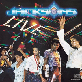 cd the jacksons live