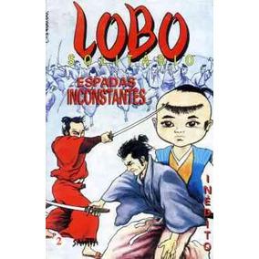 Lobo Solitário Nº 2 - Nova Sampa - 3ª Série - 1993
