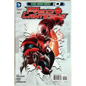 Red Lanterns (lanternas Vermelhos) Nº 0 - Novos 52