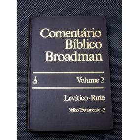 Comentário Bíblico Broadman