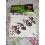 Tudo É Matemática 9º Ano 2008 Dante Com Acordo Ortográfico