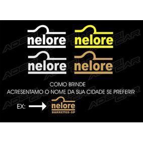 Adesivo Nelore - Acessórios para Veículos no Mercado Livre Brasil 8a519af01e9