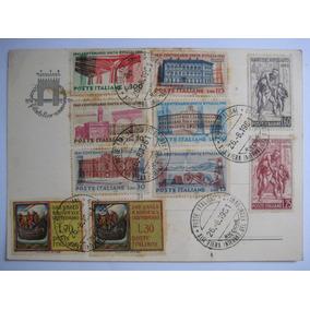 Postal Comemorativo Estrangeiro