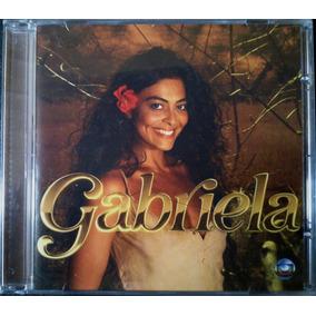 cd trilha sonora da novela gabriela