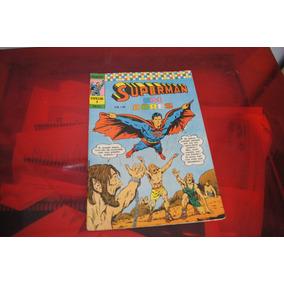 Superman - Em Cores - Edição 7 Editora Ebal Hq