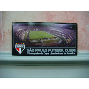 Cartão Postal Estadio Morumbi São Paulo Sp Antigo C-20