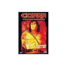 Conan - E Os Jovens Guerreiros - Dvd