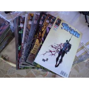 Spawn! Vários! Editora Abril 1996! R$ 15,00 Cada!