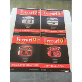 Fascículos Ferrari Collection! Vários! R$ 10,00 Cada!