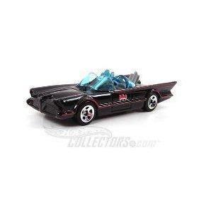 1/64 Batmovel Hot Wheels