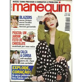 063 Revista 1996- Rvt- Manequim 436 Abr- Maria L Mendonça