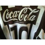 Camisa Santos Original Anos 90 Para Colecionador*****