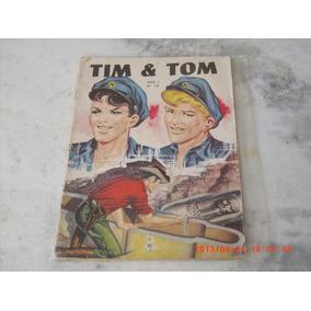 Revista Tim E Tom Ano I Número 10 Anos 50 Ou Anos 60