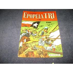 Epopeia Tri Nº 3 - 2ª Edição - Editora Ebal