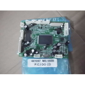 Placa Do Cd Ms 850b, Lenoox Ms-850