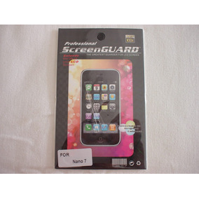 Ipod Nano 7 Th Geração : Pelicula Protetora Screen Guard