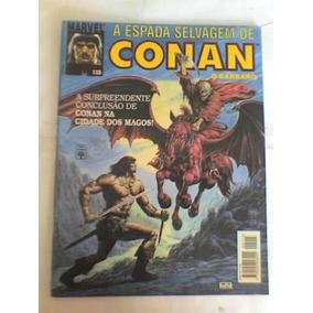 A Espada Selvagem De Conan Nº 115