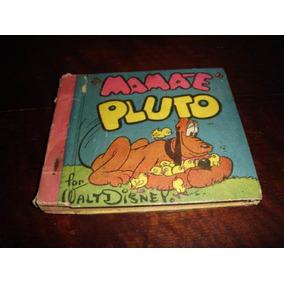 Mamãe Pluto - 1941 - Coleção Walt Disney