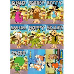 *lote De Cards The Flintstones 1993 Americano(14374-cx28)