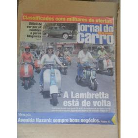 M151 Peça Jornal Antigo Lambretta Li Ld Std.2005 Dodge.ms.