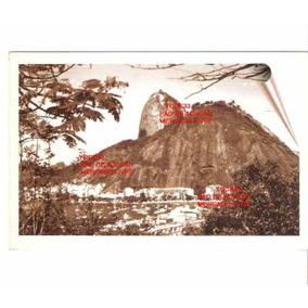 Cartão Postal Do Pão De Açúcar Rio De Janeiro Brasil