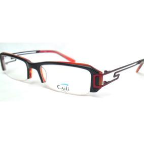 96a54a58dad86 Armação Para Grau Fio De Nylon Original Caili (acetato) - Óculos no ...
