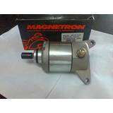 Motor De Partida Honda P/ Cg 150 Fan Bros 150 06-09 Mix