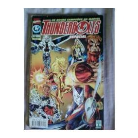 Thunderbolts Especial Nº. 1 - 160 Páginas - Editora Abril