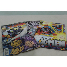 Os Fabulosos X-men 6, 22, 37