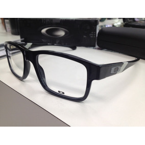5fb1c60d7536f Oculos P grau Oakley Junkyard Ox1074-0653 Polished Black