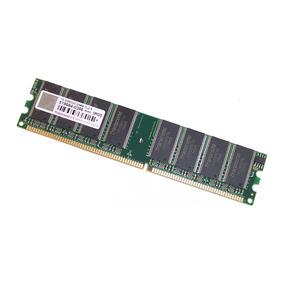 Placa De Memória Ram Transcend 1gb Pc3200 Ddr3 Dimmtd123pet4