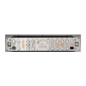 Avalon 737 Sp Pre Amplificador Eq & Tube Comp..
