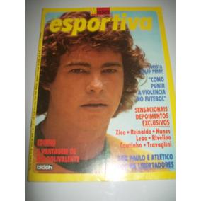 Manchete Esportiva - Seleção 1978, Tadeu Ricci, Tom Watson