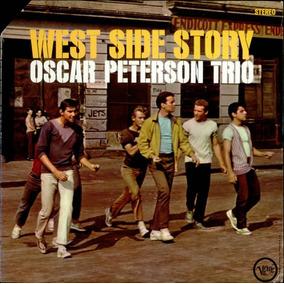 Oscar Peterson - West Side Store Importado Remaster