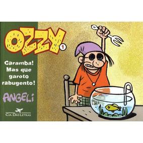 Ozzy Nº01 (quadrinhos)
