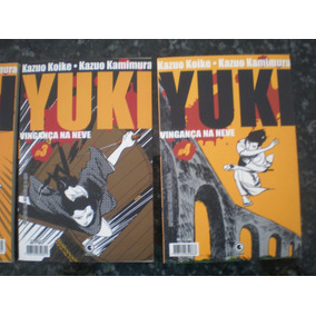 Yuki Vingança Na Neve 1 Ao 4
