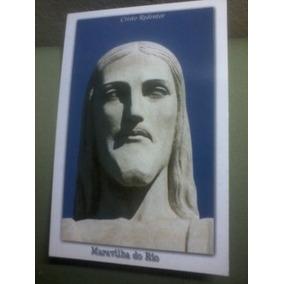 Cartão Postal Do Cristo Redentor Nova Maravilha Do Mundo