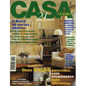 Revista Casa Claudia - Ano 22 - N. 05 - Maio/1998 - 21 Anos