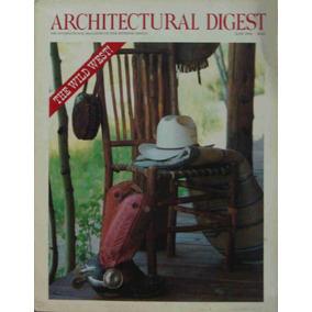 Revista Architectural Digest June 1992