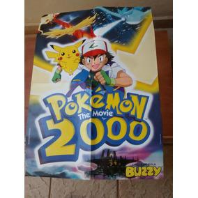 Álbum Pokémon 2000 The Movie Buzzy