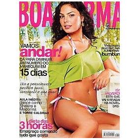 Revista Boa Forma: Isis Valverde / Cynthia Howlett / Junque