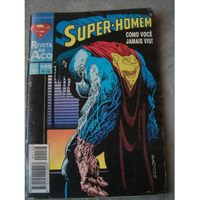 Gibi Super Homem Nº 132