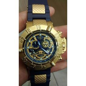 c89354b9733 Invicta Subaqua 5515 Noma Iii Swiss 18k Gold Plated - Relógios De ...
